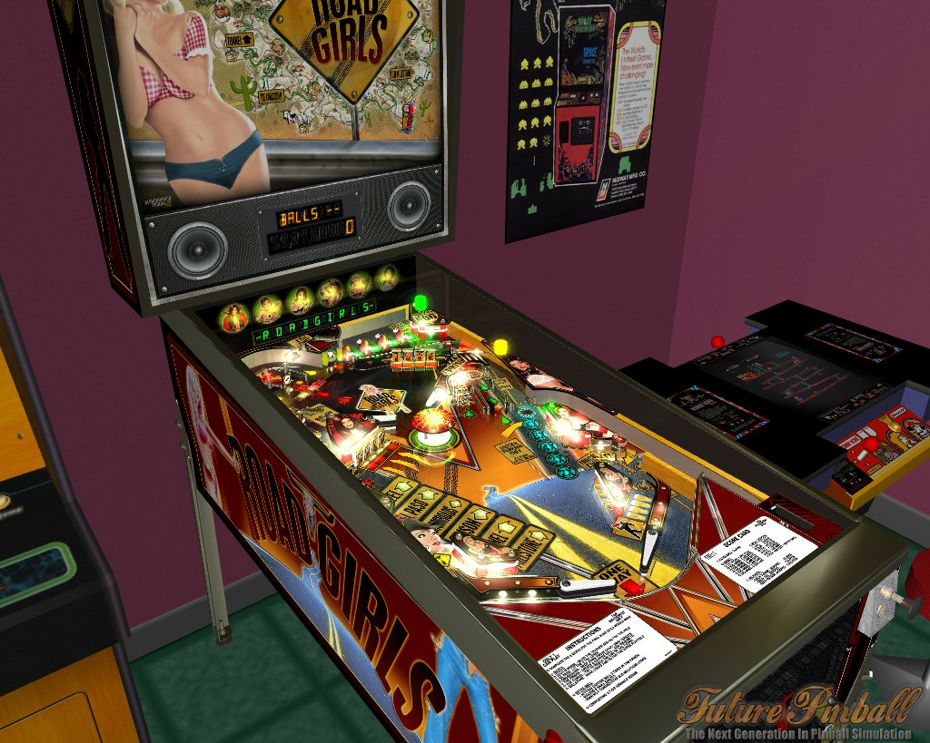 future pinball le simulateur de flipper poss der topic unique pc jeux video forum. Black Bedroom Furniture Sets. Home Design Ideas
